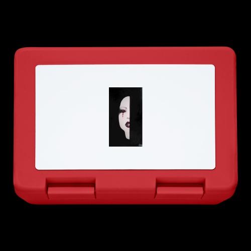 BlackWhitewoman - Lunch box