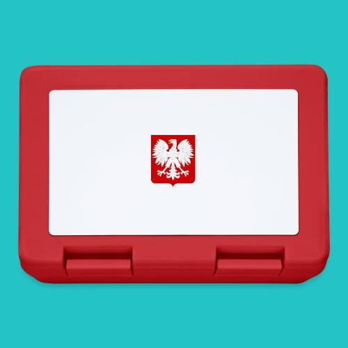 Koszulka z godłem Polski - Pudełko na lunch