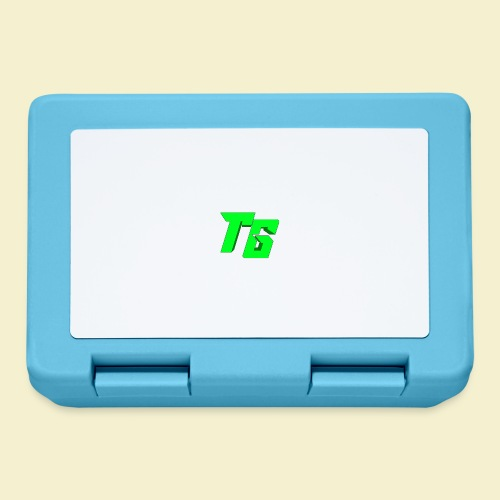 TristanGames logo merchandise - Broodtrommel