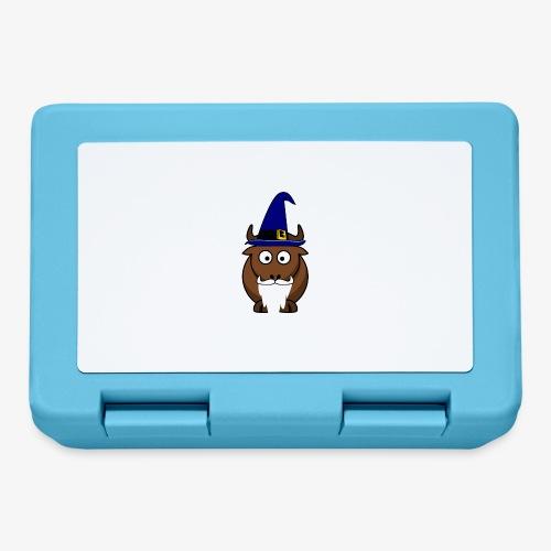 gnu cartoon 13 - Lunch box