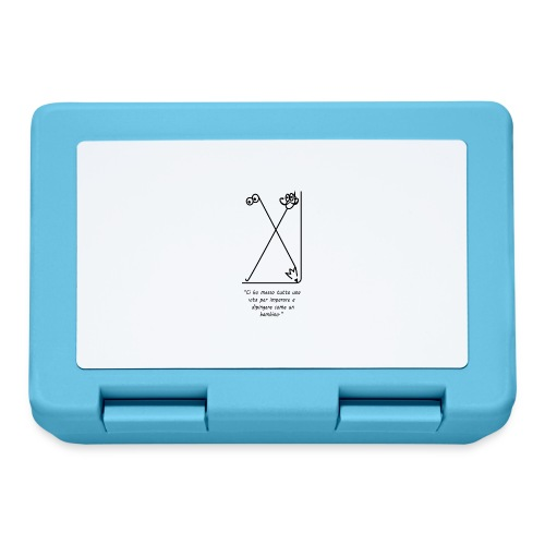 strumenti creativi - Lunch box