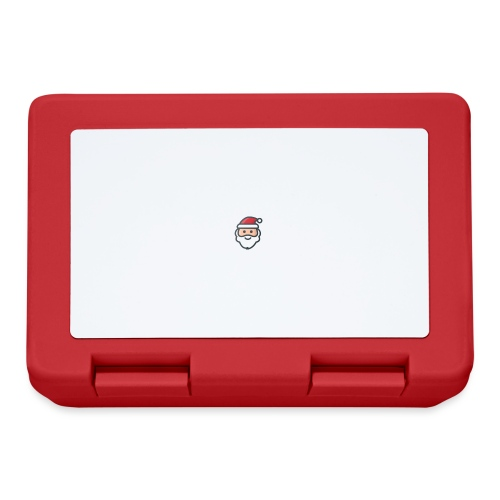 santa - Lunchbox