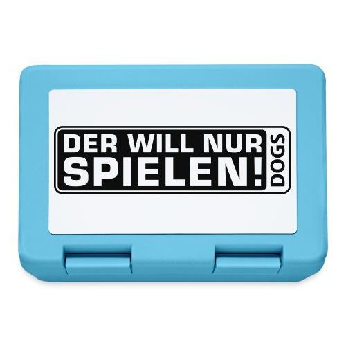 Martin Rütter - Der will nur spielen - Brotdose