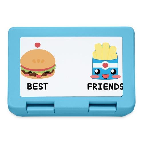 hamburger - Lunch box