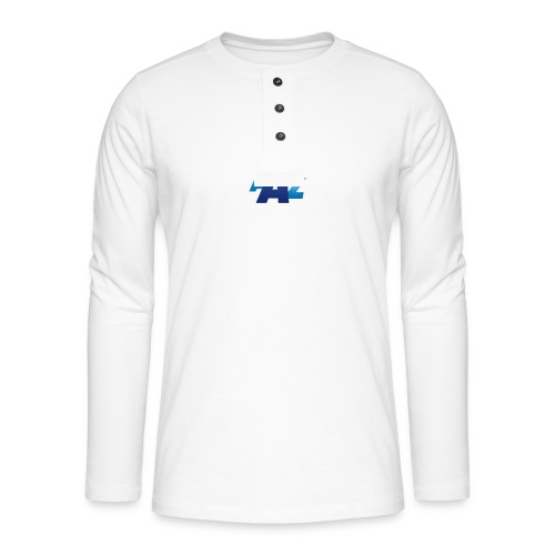 AAZ design large - T-shirt manches longues Henley