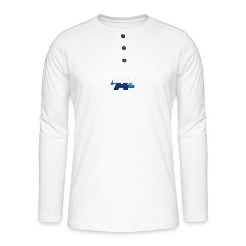 AAZ design - T-shirt manches longues Henley
