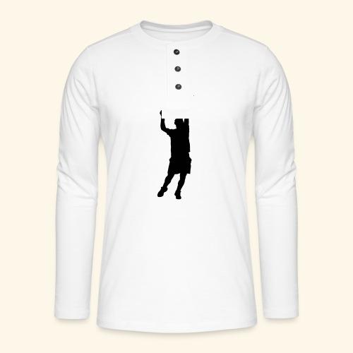 tennisman - T-shirt manches longues Henley