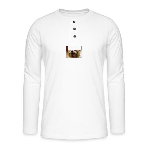 Suki Merch - Henley long-sleeved shirt