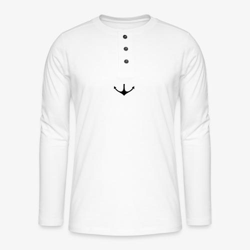 Anchor - Henley long-sleeved shirt