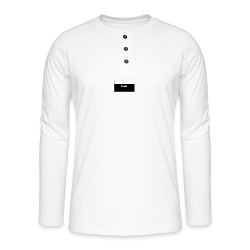 T-shirt staff Delanox - T-shirt manches longues Henley