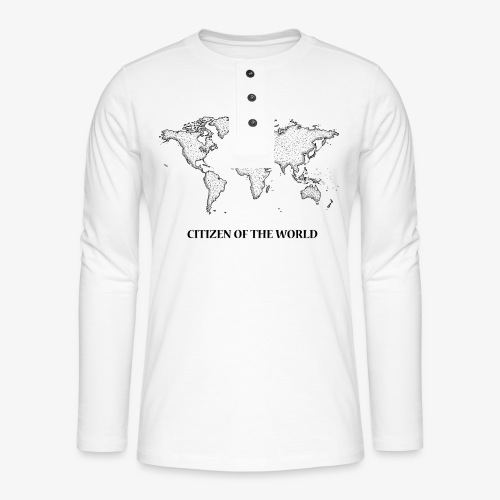 citizenoftheworld - Henley long-sleeved shirt