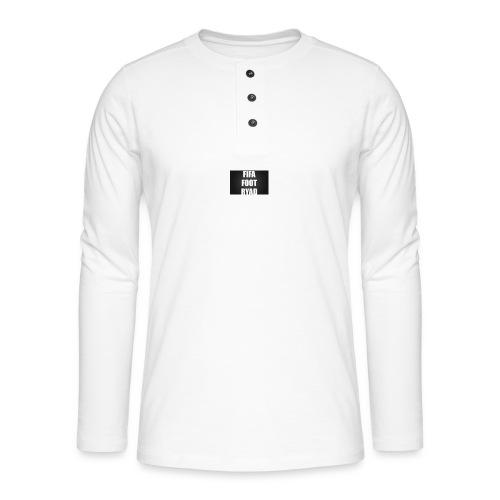 pizap 2 - T-shirt manches longues Henley