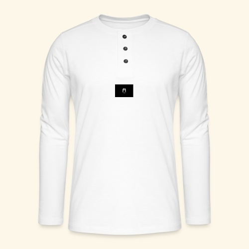 ethic - T-shirt manches longues Henley