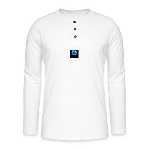 ZAMINATED - Henley long-sleeved shirt