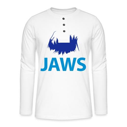 Jaws Dangerous T-Shirt - Henley long-sleeved shirt