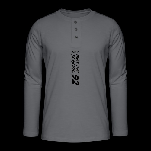 (mst92finalv3) - T-shirt manches longues Henley