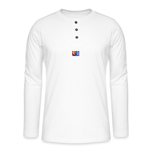 The flame - Henley long-sleeved shirt