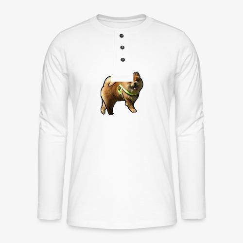 Bear - Henley long-sleeved shirt