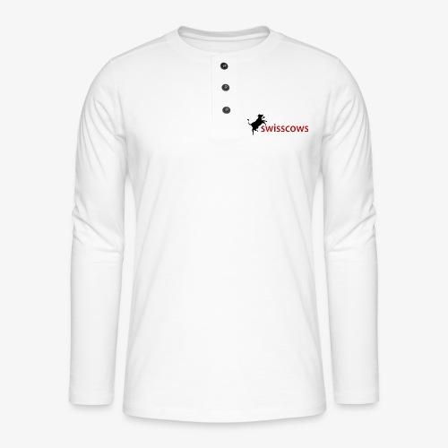 Swisscows - Henley Langarmshirt