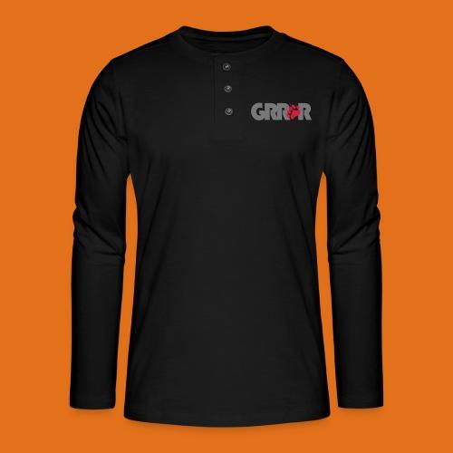 grrr2011 - Henley long-sleeved shirt