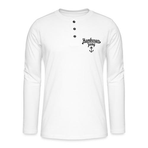 Hamburger Jung Klassik Hamburg - Henley Langarmshirt