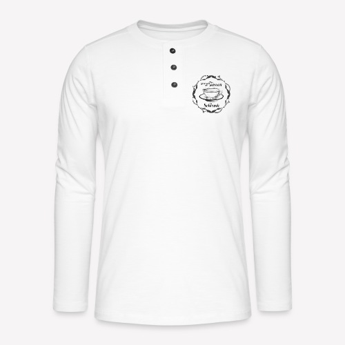 Tassen im Schrank - Henley Langarmshirt