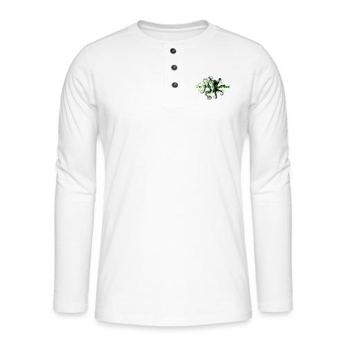 Barnabas (H.P. Lovecraft) - Henley long-sleeved shirt