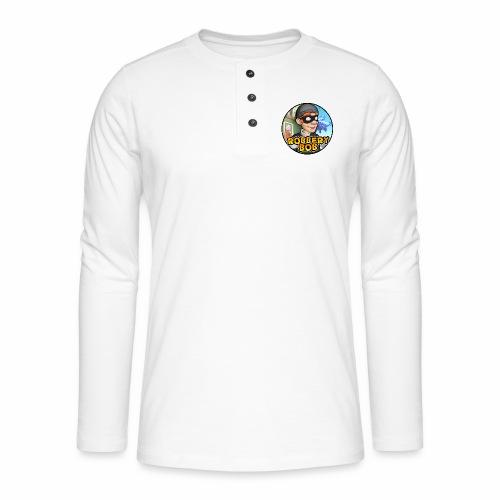 Robbery Bob Button - Henley long-sleeved shirt
