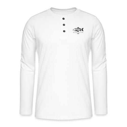 #EASY Carpe Diem T-Shirt - Maglia a manica lunga Henley