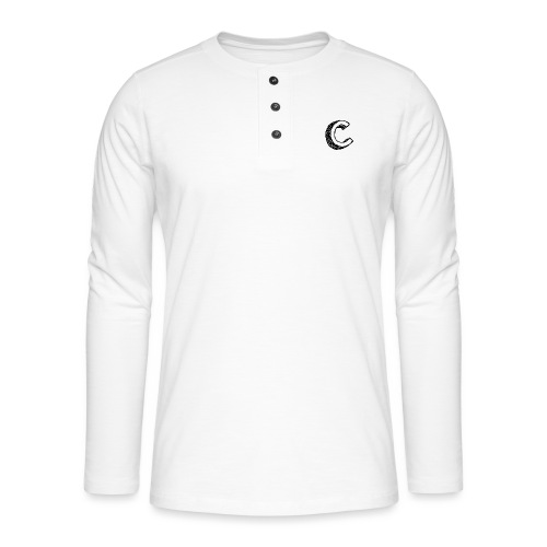 Cray MausPad - Henley Langarmshirt