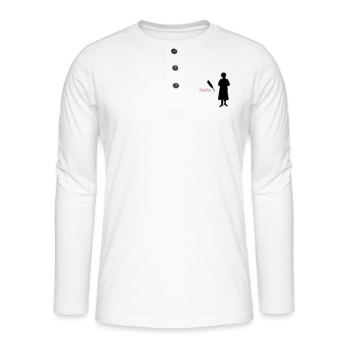 Dolores Ombrage - T-shirt manches longues Henley