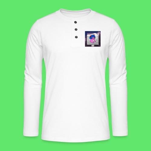 le nice girl - Henley long-sleeved shirt