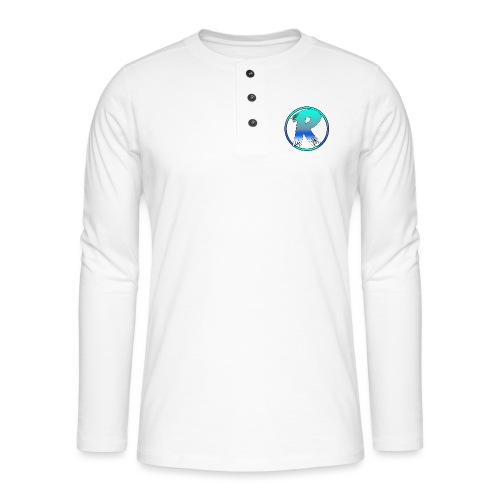 RNG83 Clothing - Henley long-sleeved shirt
