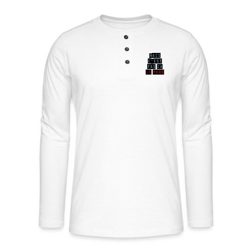 PCLP - T-shirt manches longues Henley