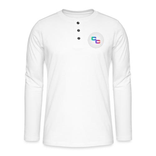 Callum Causer Rainbow - Henley long-sleeved shirt