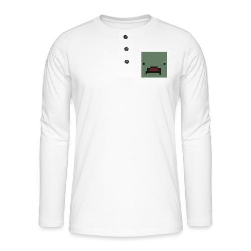 Unturned Top - Henley long-sleeved shirt