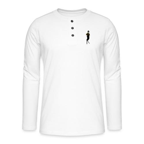 Little Tich - Henley long-sleeved shirt