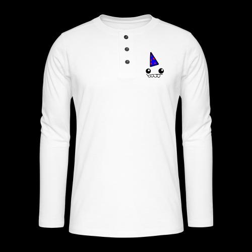 Speedcore Henk Harses - Henley shirt met lange mouwen