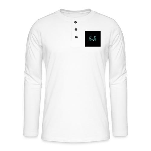 LA 2.P - Henley long-sleeved shirt