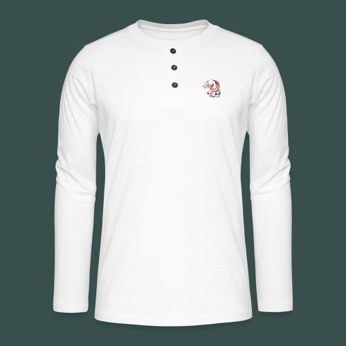 tigz - Henley Langarmshirt