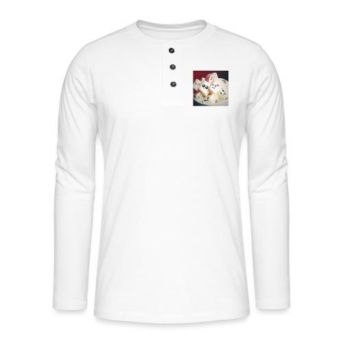 pianki - Koszulka henley z długim rękawem
