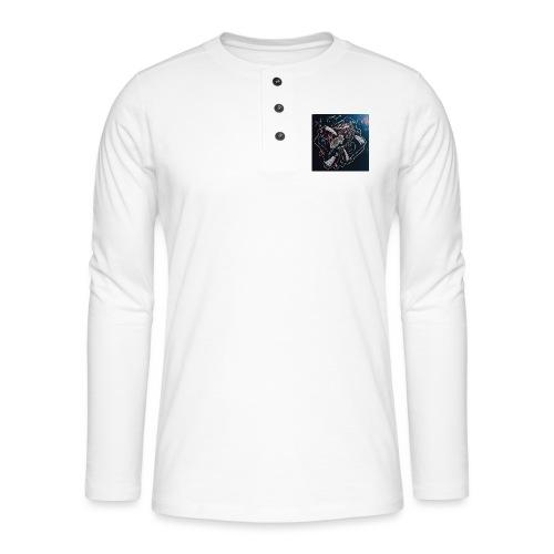 CD9 CARTEL - Camiseta panadera de manga larga Henley