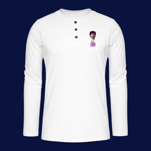 LIL YUNG CDTV ALT. TEXT - Henley long-sleeved shirt