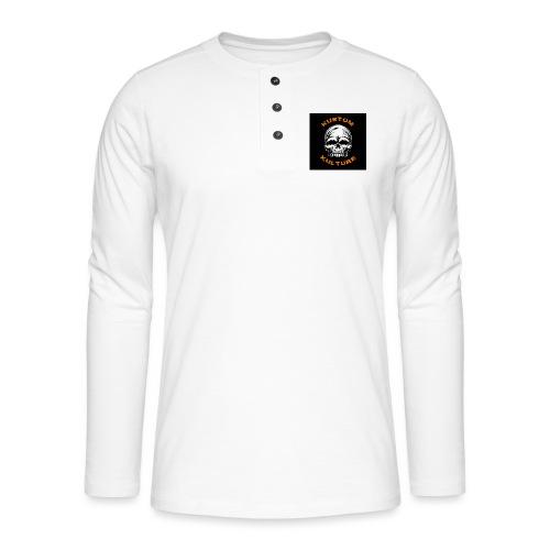 Sans Maxilaire - T-shirt manches longues Henley