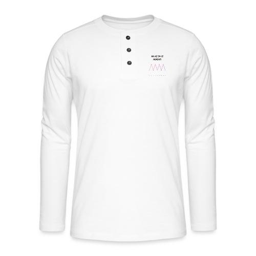 Ma vie en ce moment: - T-shirt manches longues Henley