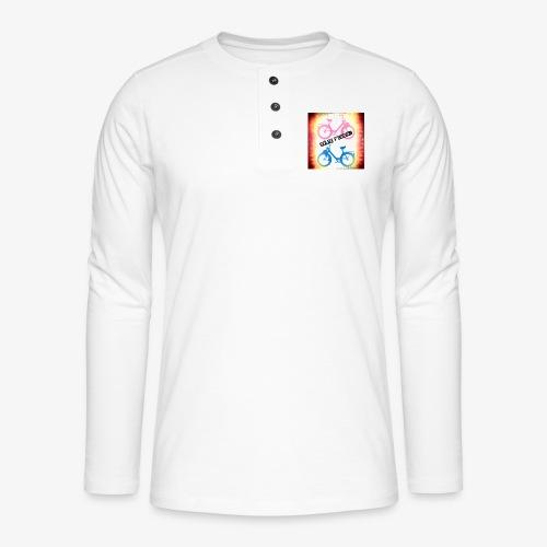 flash passion tee shirt - T-shirt manches longues Henley