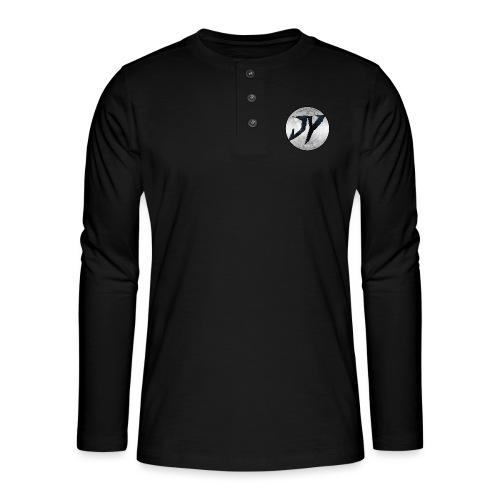 Logo Officiel - T-shirt manches longues Henley