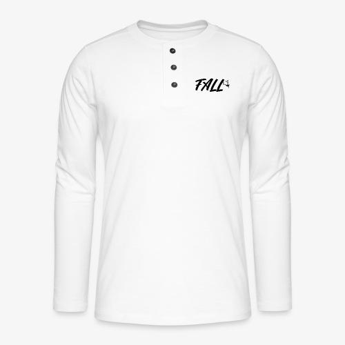 fall design - T-shirt manches longues Henley