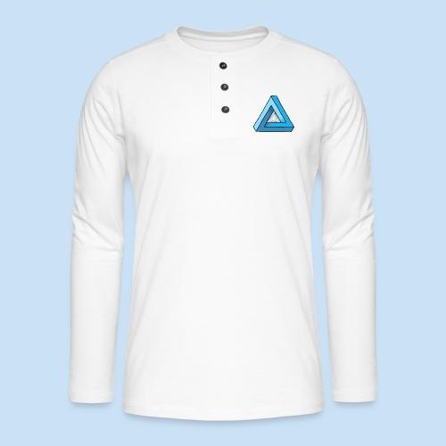 Triangular - Henley Langarmshirt