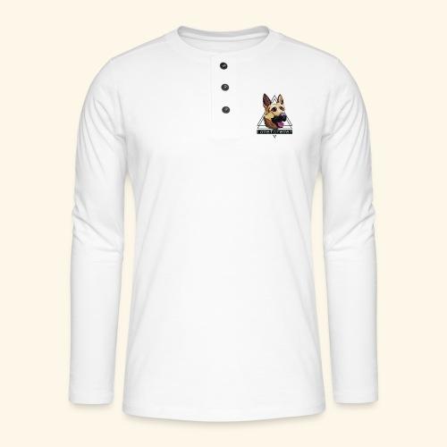 SHEPHERD LOVE FOREVER - Camiseta panadera de manga larga Henley